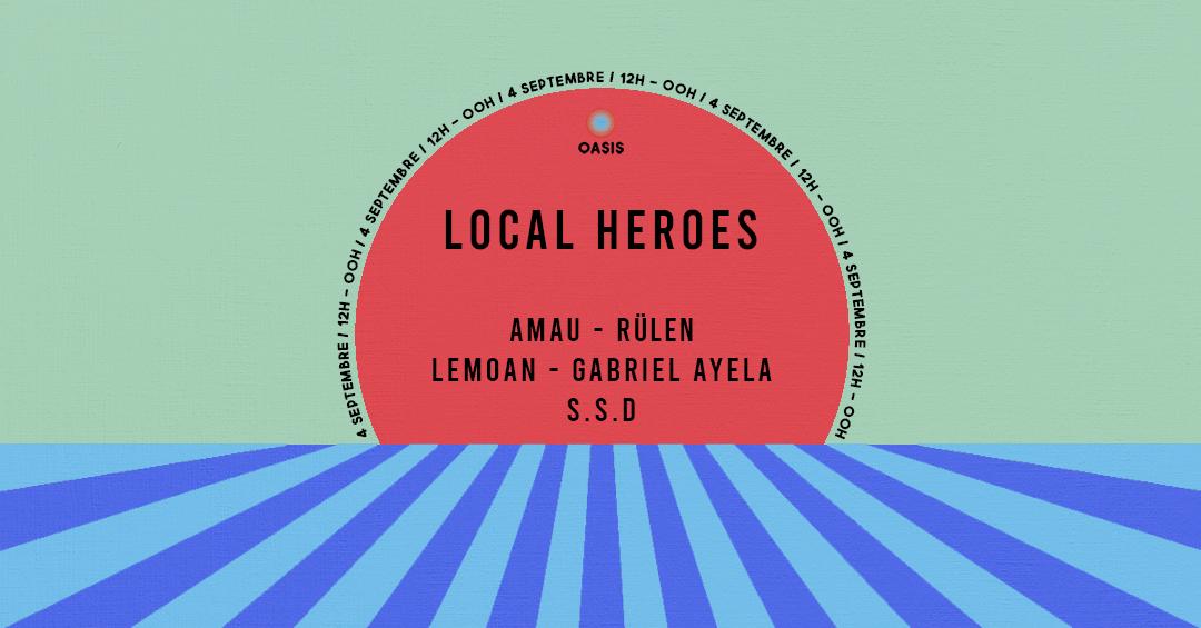 Local Heroes : Oasis Is Good !