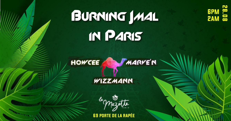 Burning JMAL & friends in Paris
