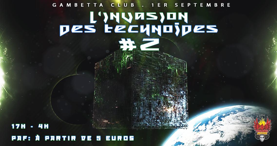 L'Invasion des Technoïdes #2