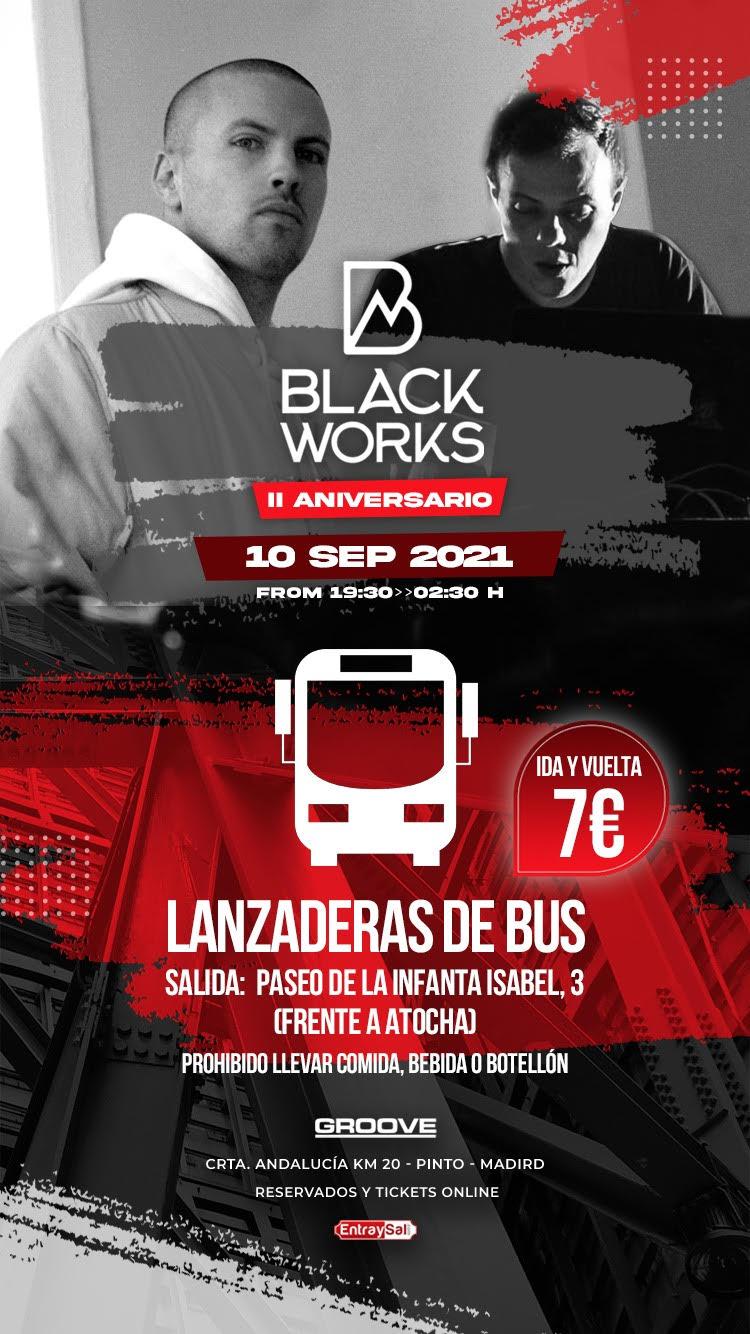 (BUS) BLACKWORKS 10 Septiembre 2021