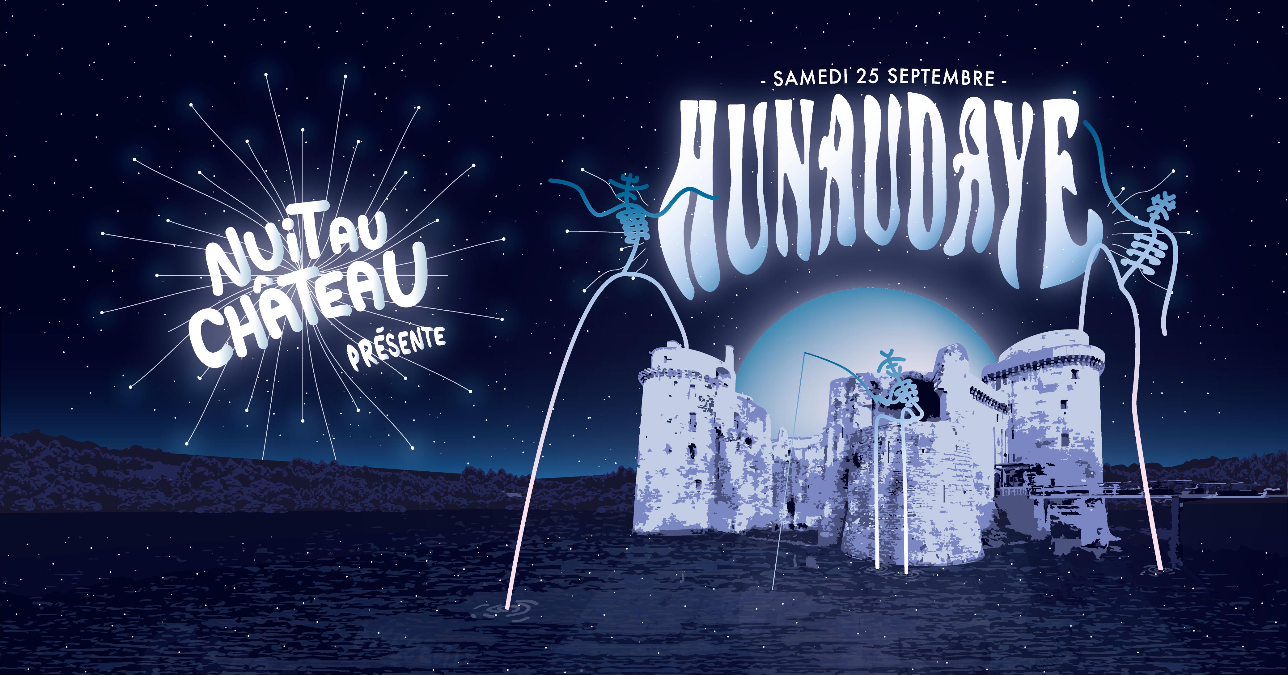 Nuit au château : La Hunaudaye