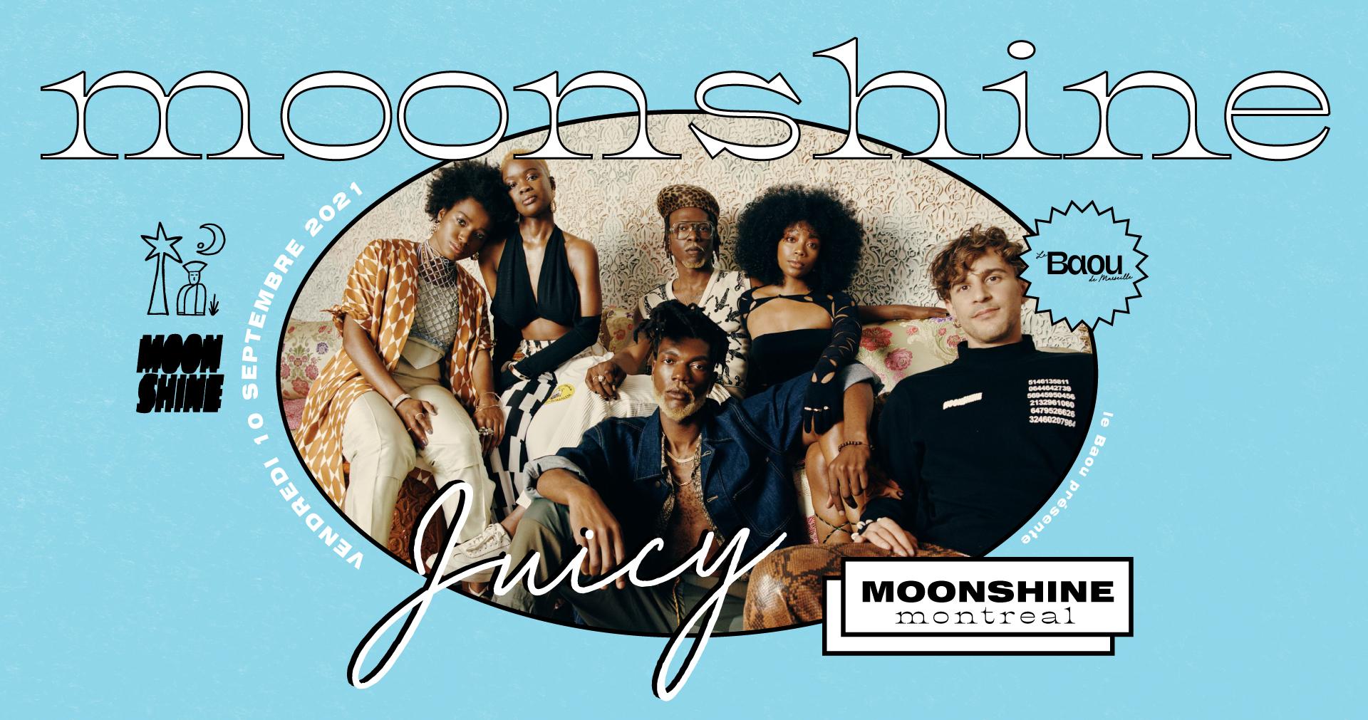 Baou : Maraboutage w/ Moonshine