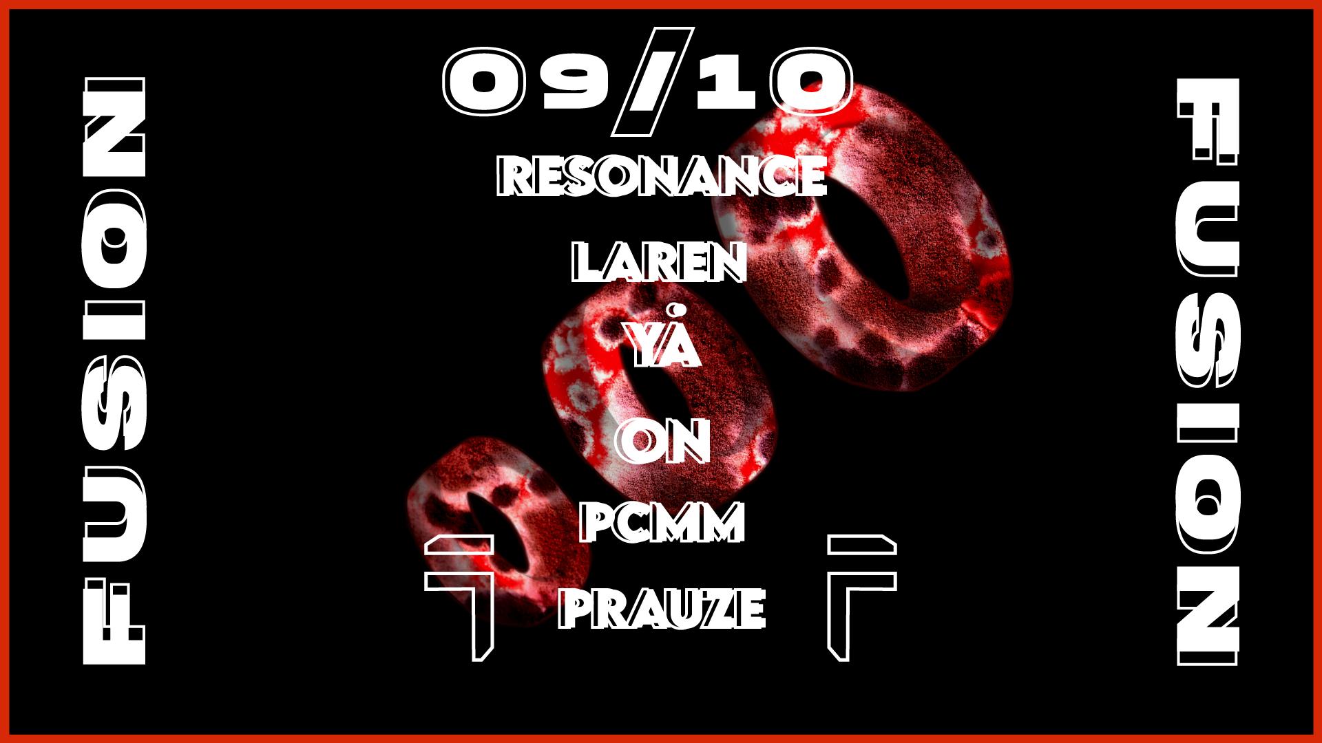 FUSION 09 OCTOBRE