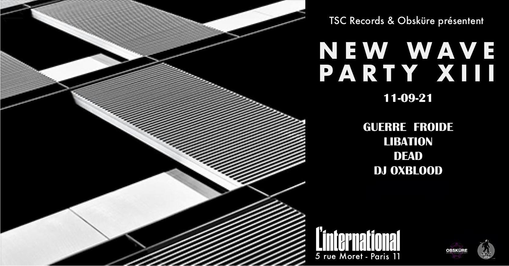 New Wave Party XIII