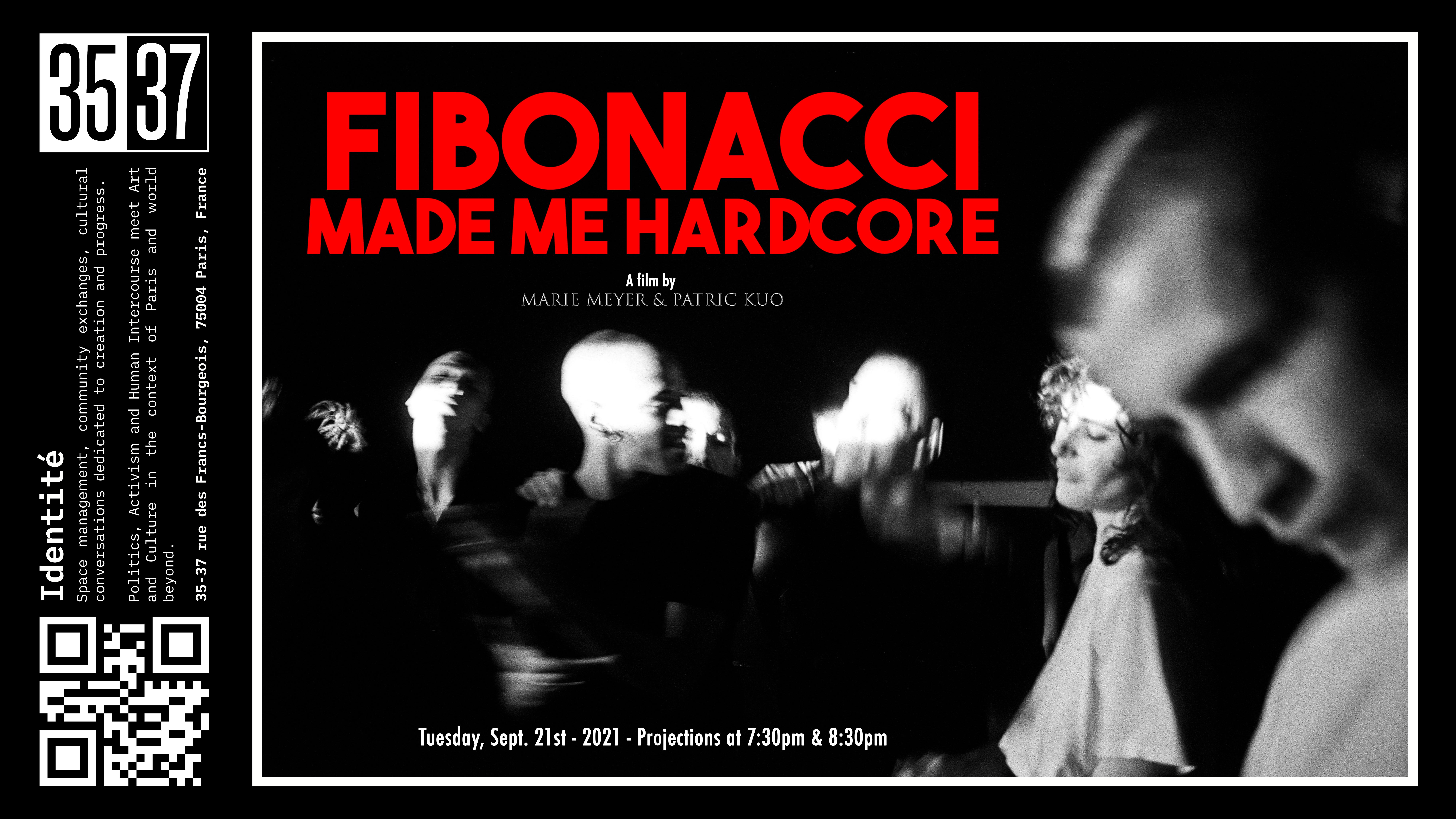 FIBONACCI MADE ME HARDCORE @ 3537
