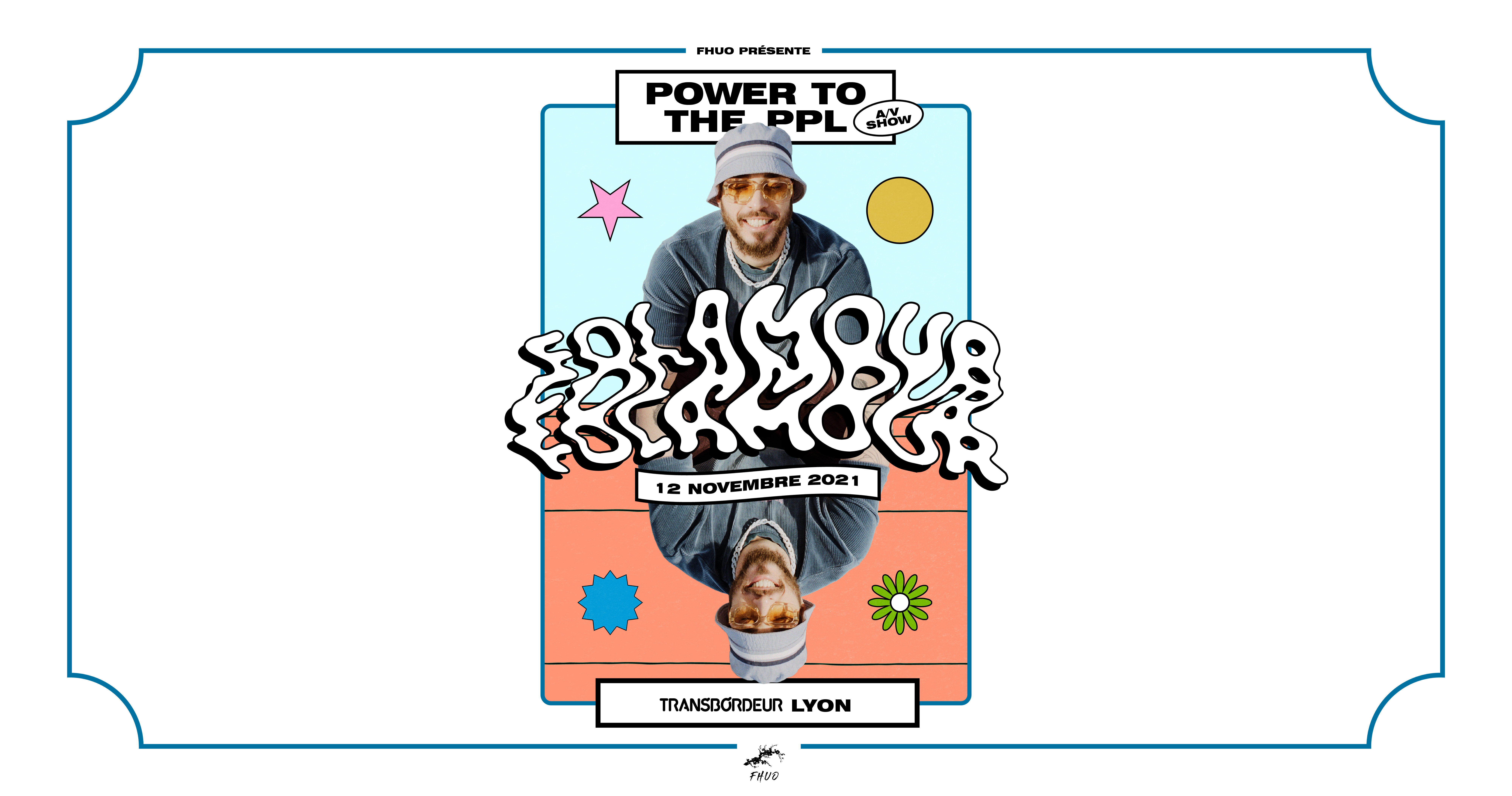 Folamour : Power to the PPL A/V