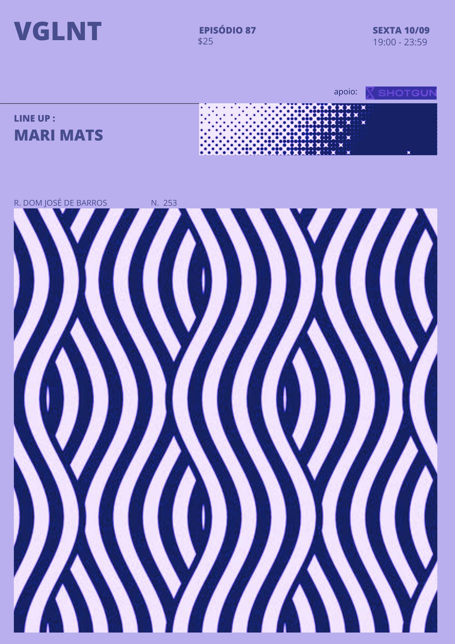 VGLNT ep. 86 com MARI MATS