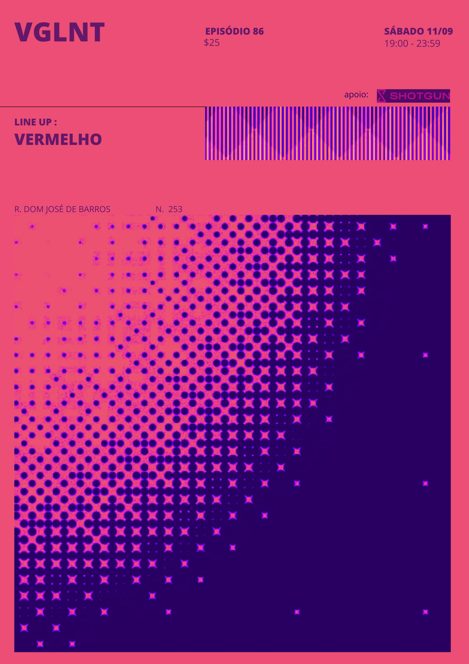 VGLNT ep. 87 com VERMELHO