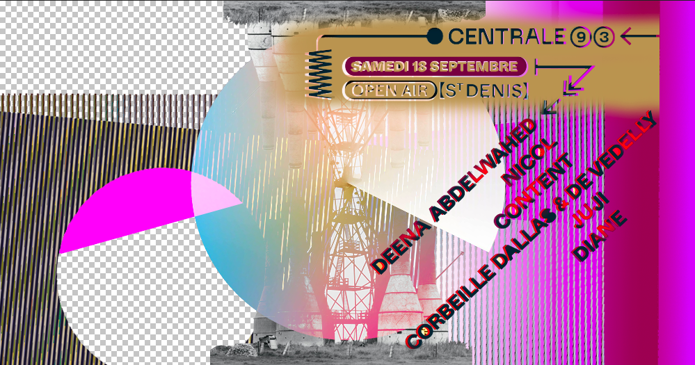 Roue Libre x Centrale93 : Deena Abdelwahed & more