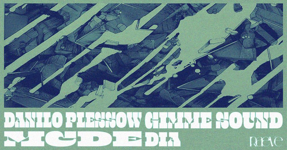Raeve: Motor City Drum Ensemble aka Danilo Plessow, Gimme Sound, Dia!