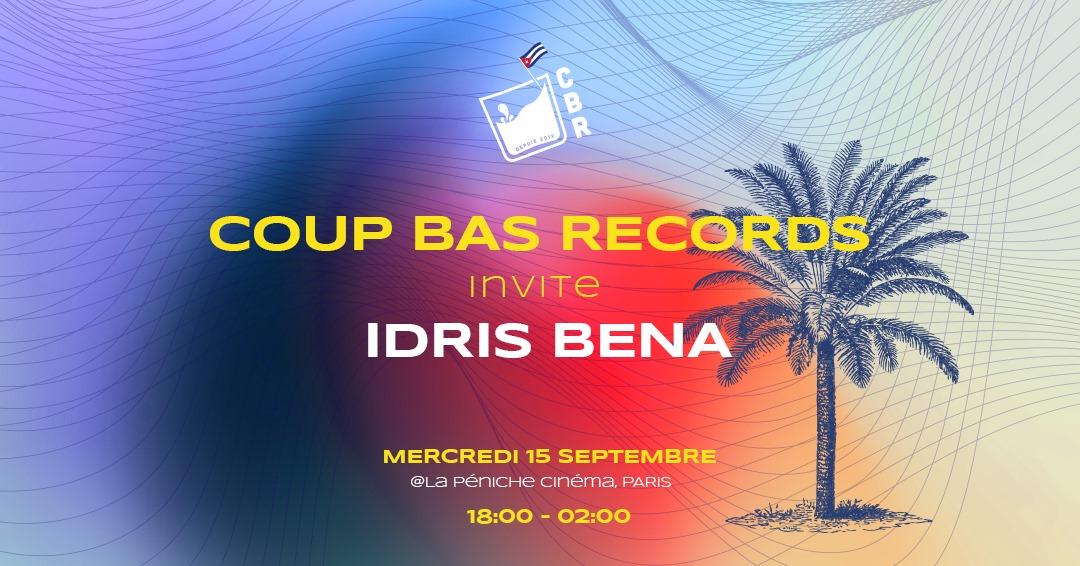 CBR invite Idris Bena
