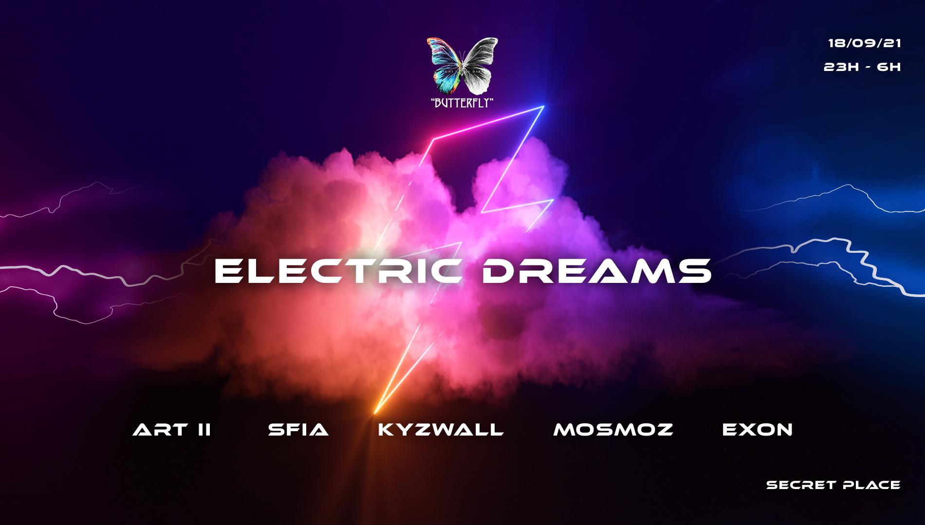 BTF - Electric Dreams