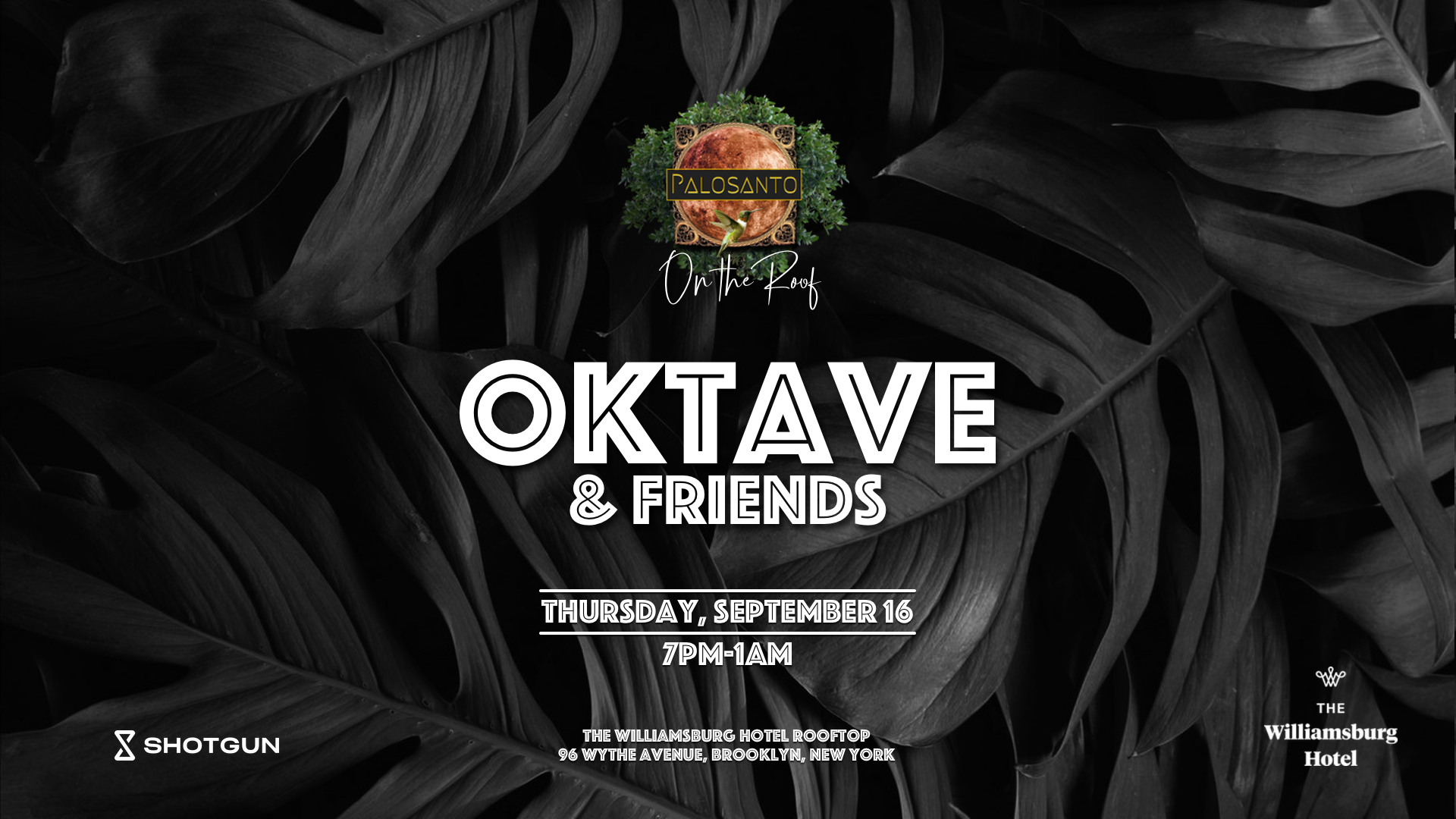 On The Roof: Oktave & Friends