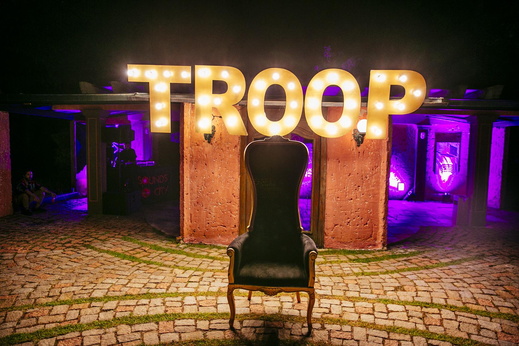 QUADRA BAR apresenta TROOP STATION - Week 005