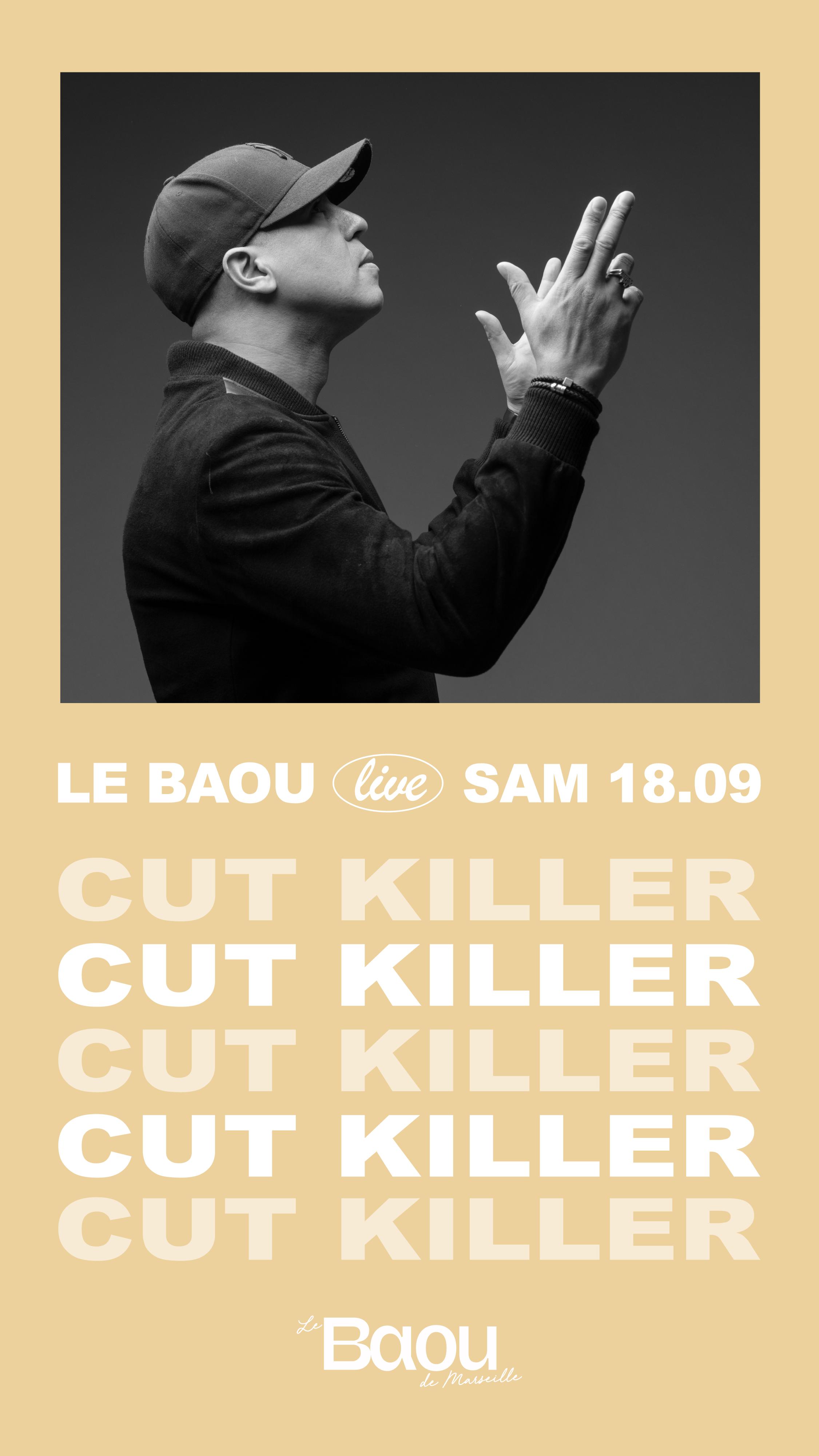 Baou x CUT KILLER (4h live set) w/ DJ SOON