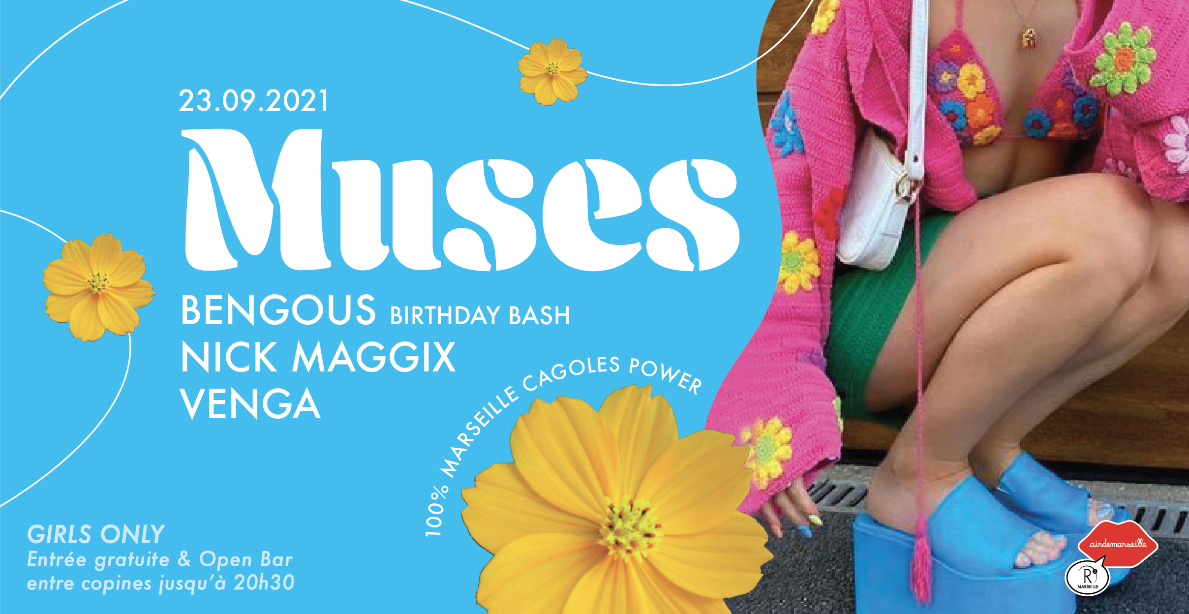 R2 ROOFTOP x MUSES x BENGOUS BIRTHDAY BASH