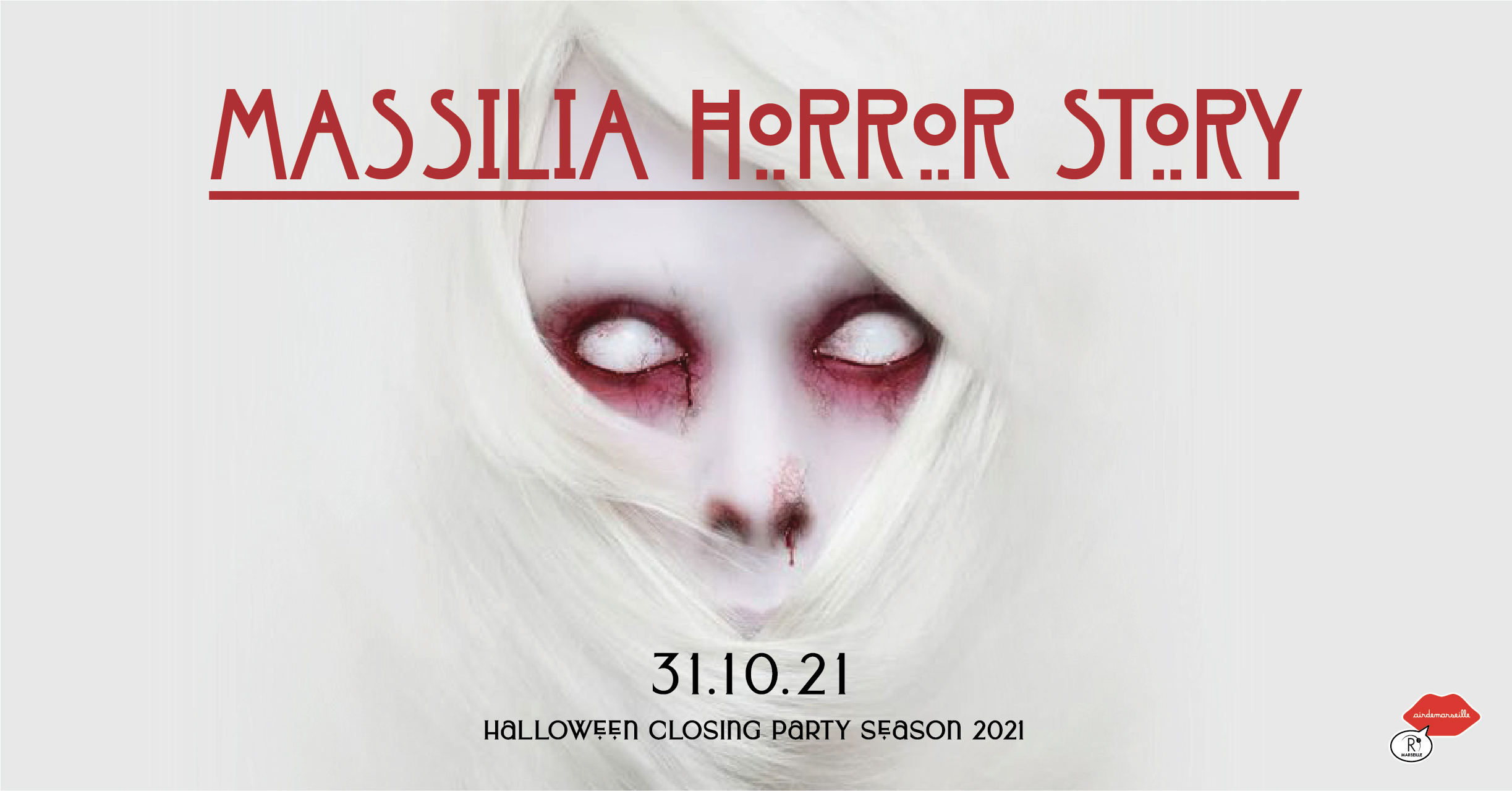 R2 ROOFTOP // MASSILIA HORROR STORY // HALLOWEEN CLOSING PARTY 2021