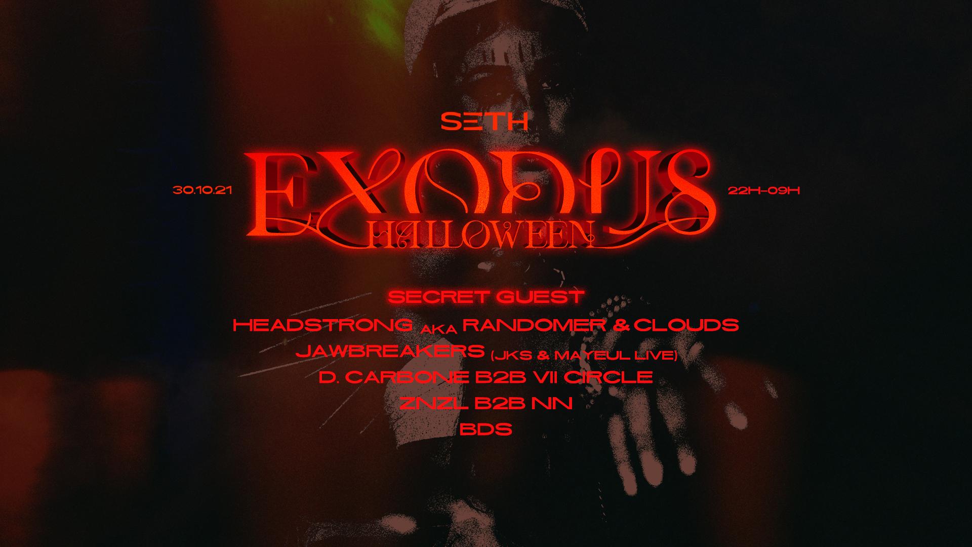 SETH : Exodus Halloween