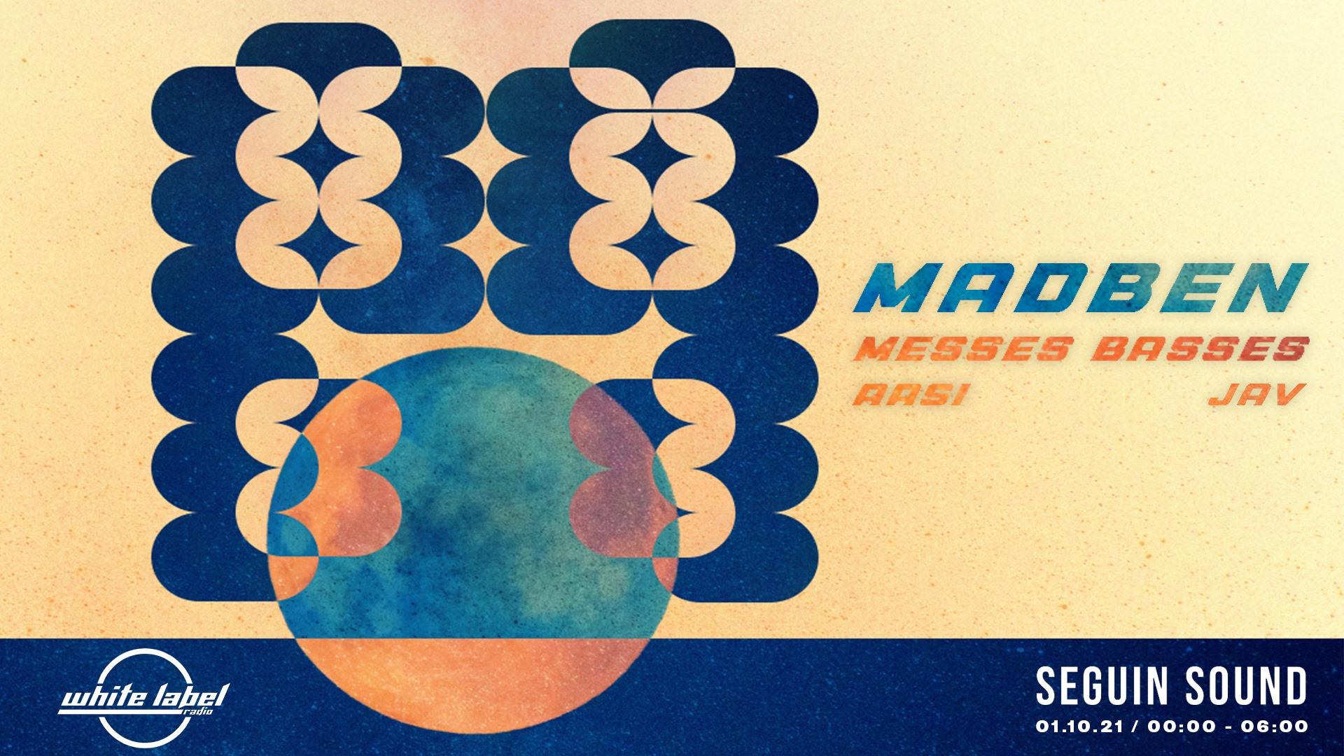 White Label Radio invite Madben & Messes Basses