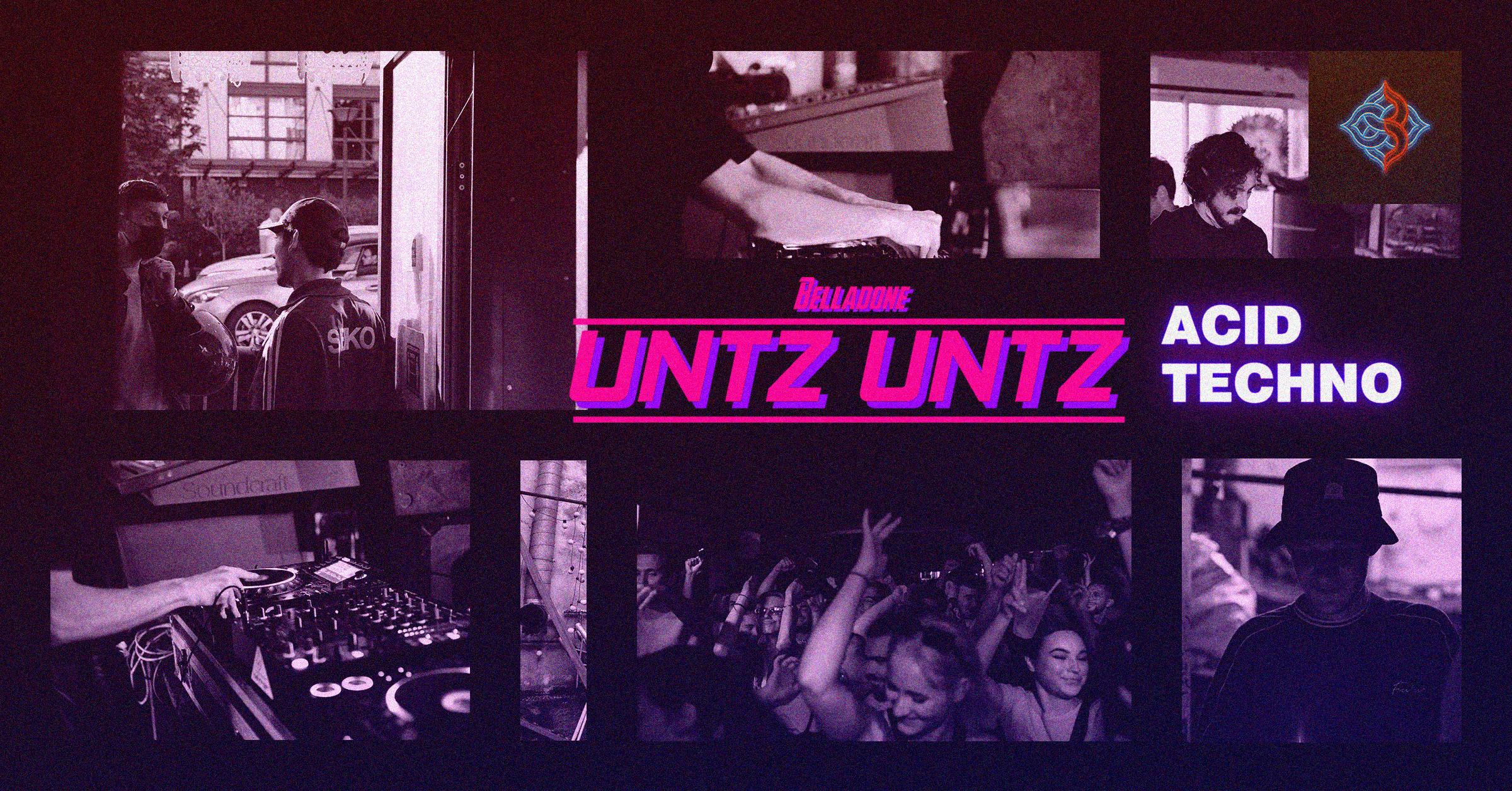 untz untz - Techno & Acid