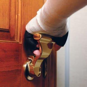 The UltraLatch Door Handle