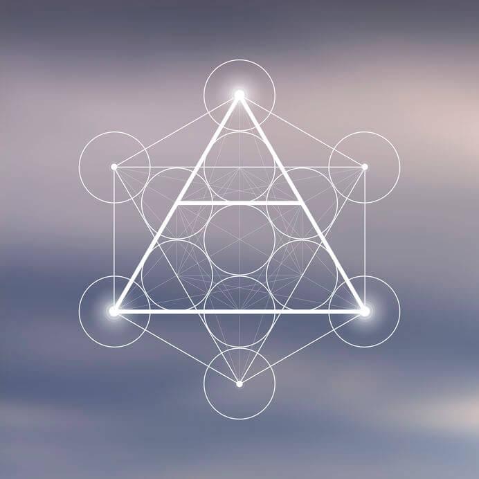 Geometric & Universal Design Symbol