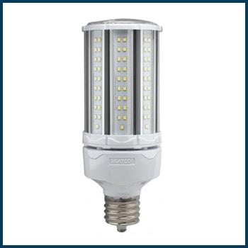 Satco 54 Watt LED HID Retrofit Corn Cob Mogul Base Lamp