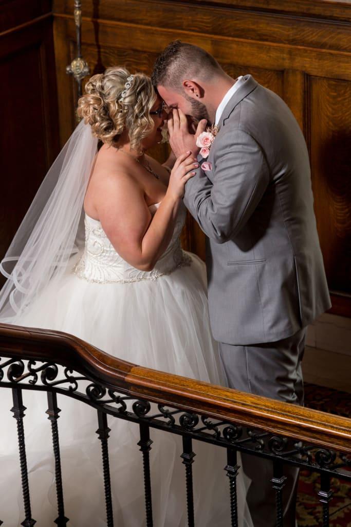 Toledo Club Wedding Photos