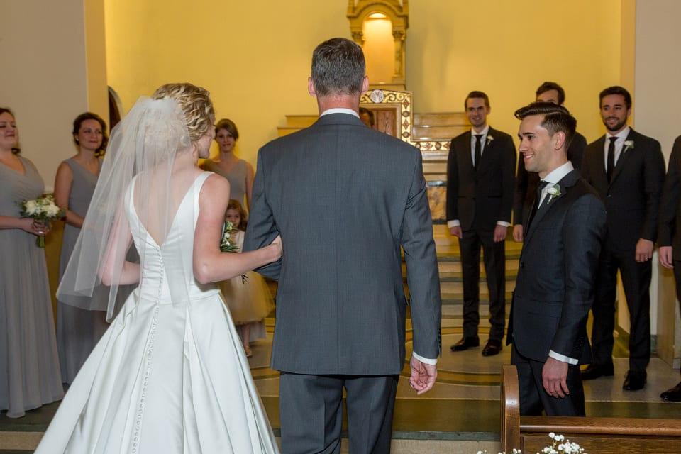 Nazareth Hall Wedding Photos