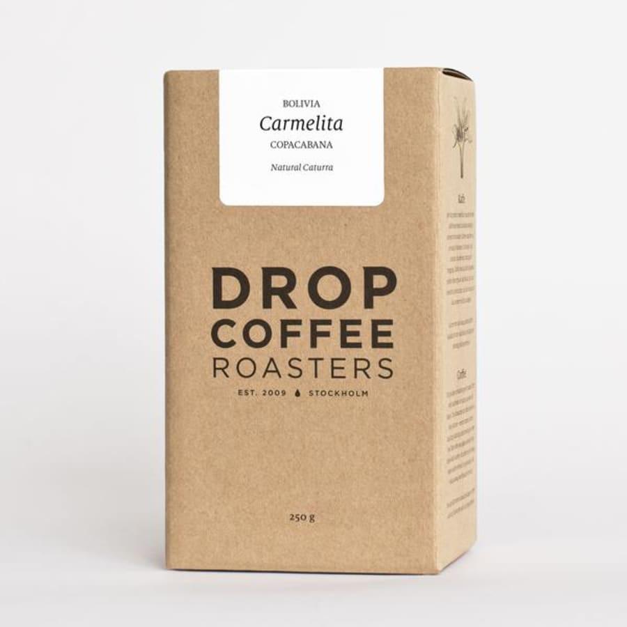 Carmelita Natural Caturra   Drop Coffee