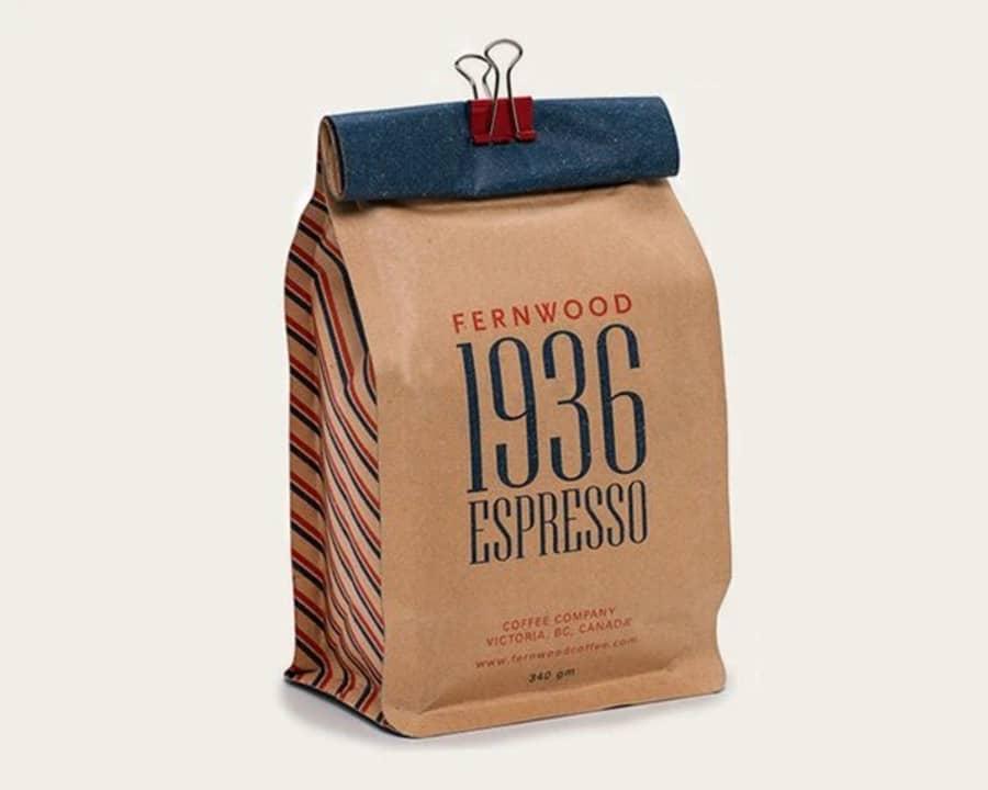 1936 Espresso | Fernwood Coffee Company