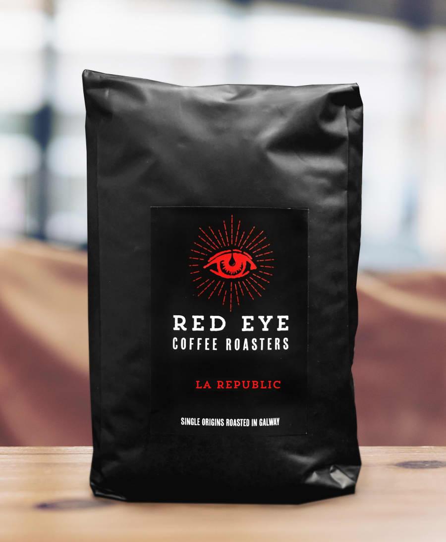 La Republic   Red Eye Coffee Roasters