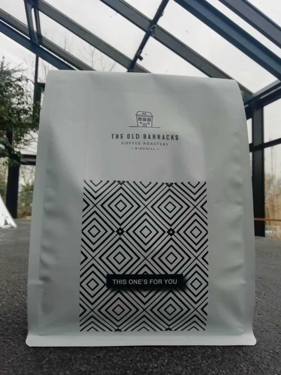 House Blend | The Old Barracks Coffee Roastery