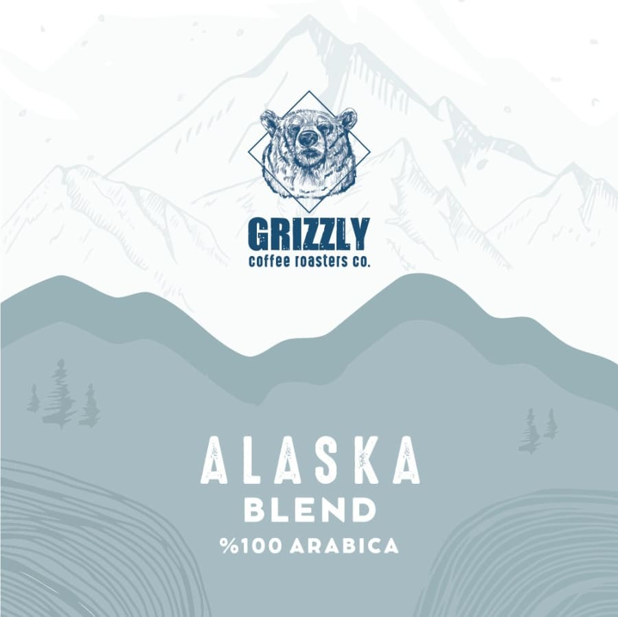 Alaska Blend   Grizzly Coffee Roasters