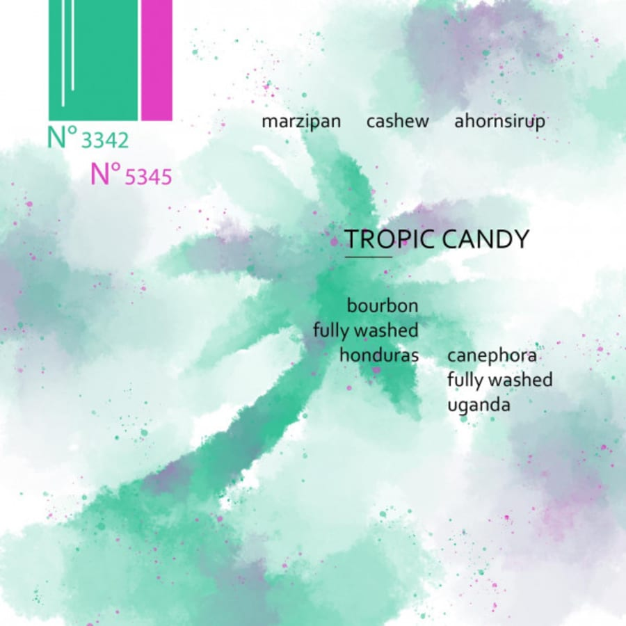 N ° 3342I5345 I Tropic Candy | Aniko Coffee Roasters