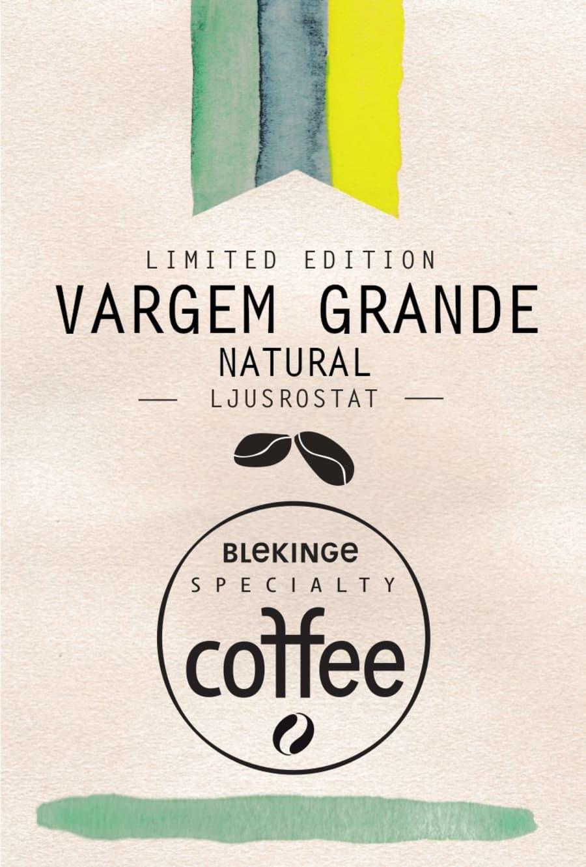 Vargem Grande | Blekinge Specialty Coffee