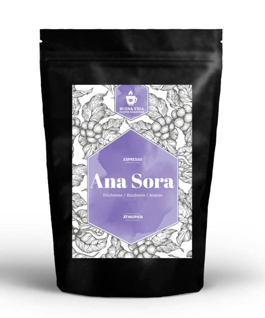 Ana Sora | Buena Vida Coffee Roasters