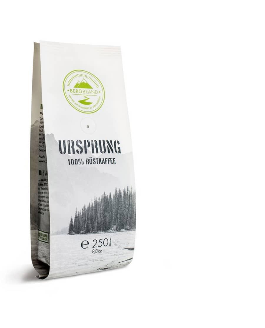 Upsprung   Bergbrand Kaffeerosterei