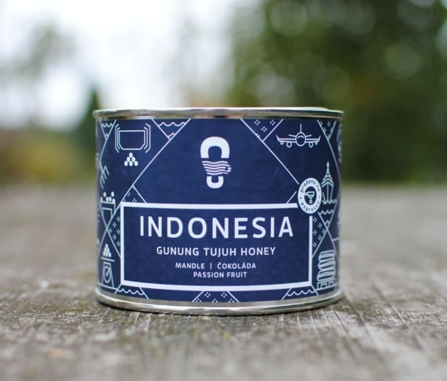 Indonesia Gunung Tujuh Honey | Coffee Culture