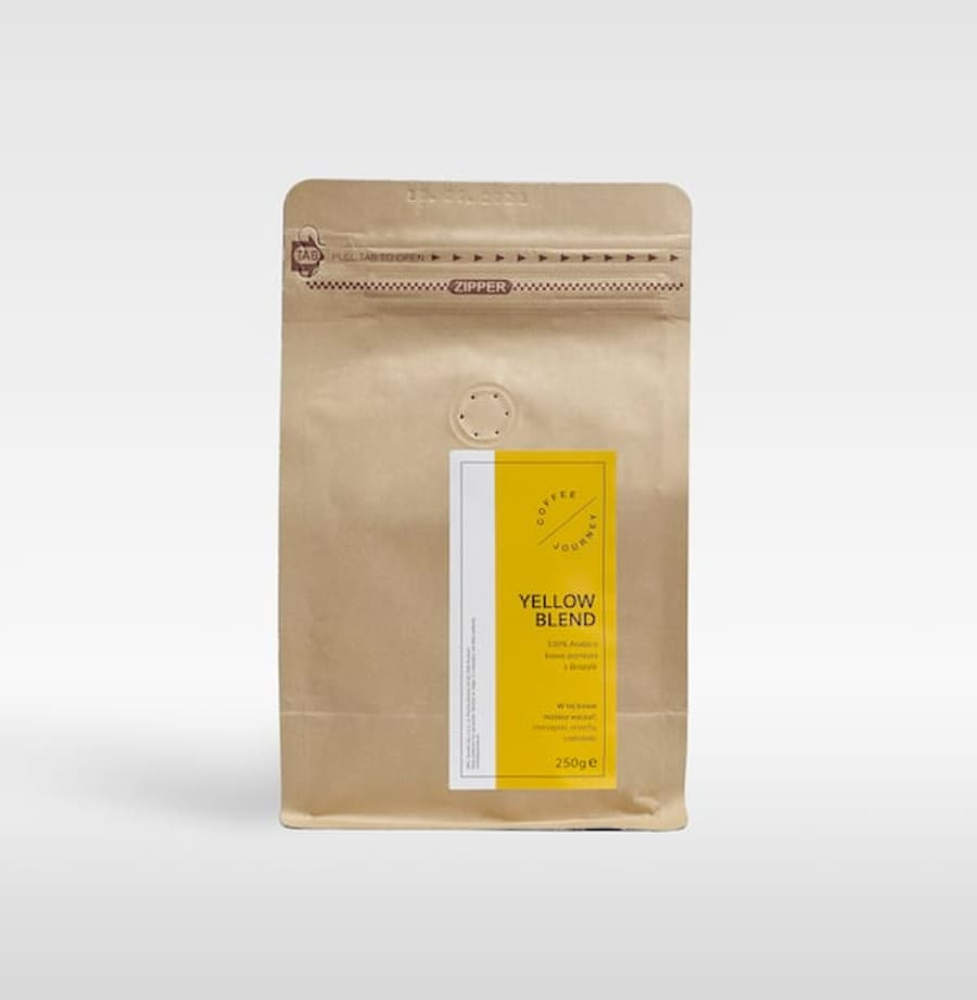 Yellow Blend | Coffee Journey