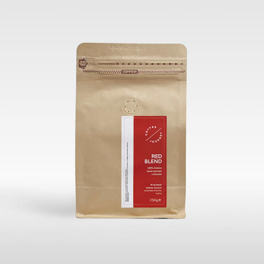 Red Blend | Coffee Journey
