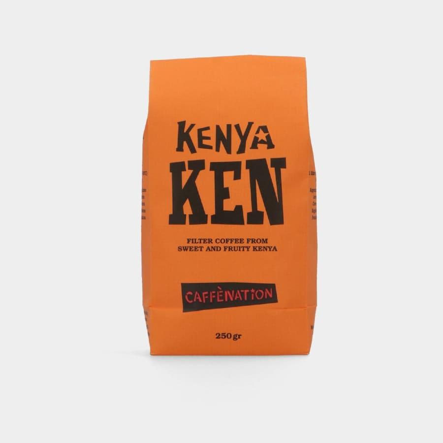Kenya KEN | Caffenation Specialty Coffee Roasters