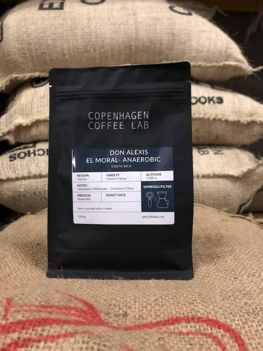 El Moral | Copenhagen Coffee Lab