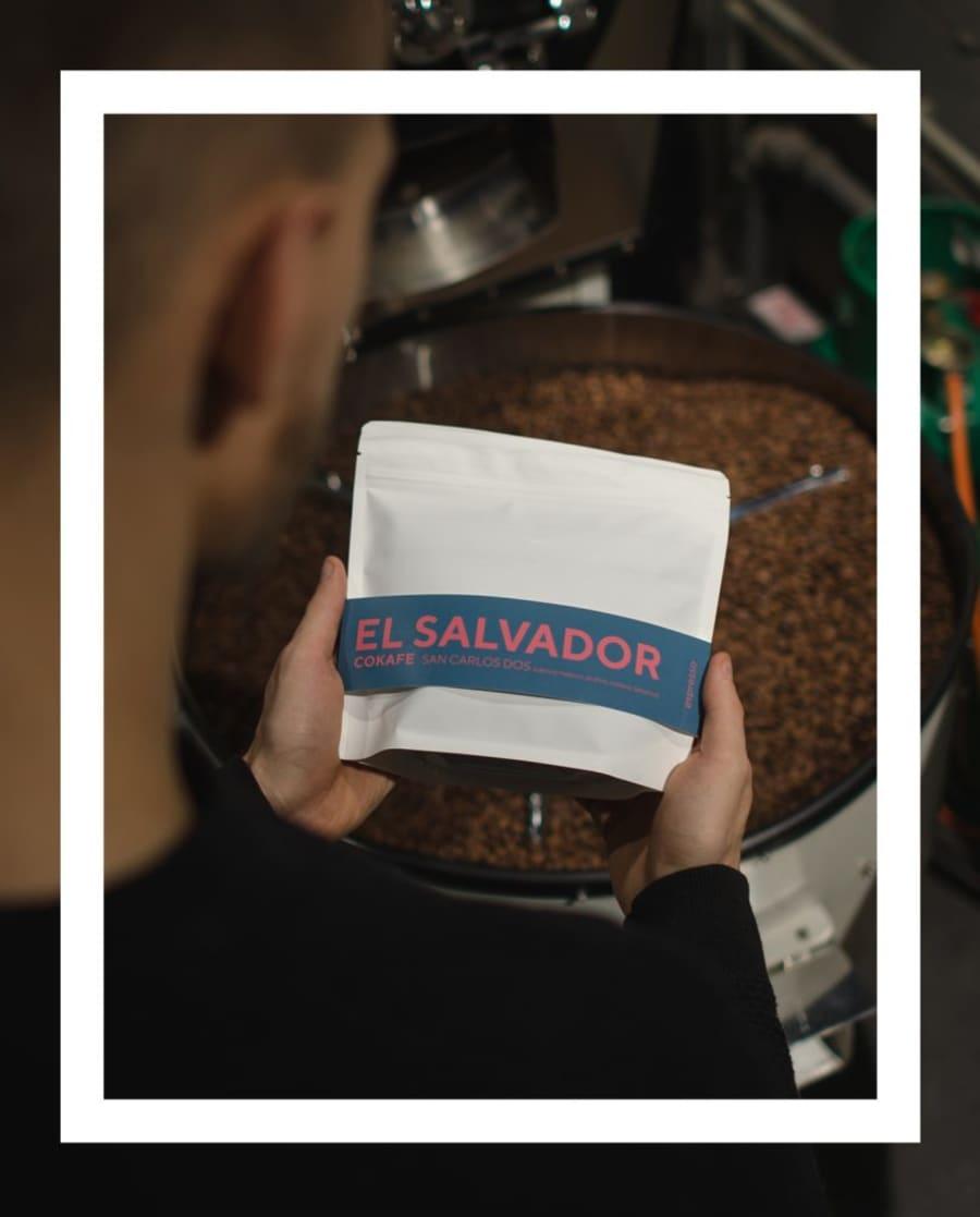El Salvador San Carlos Dos | CoKafe