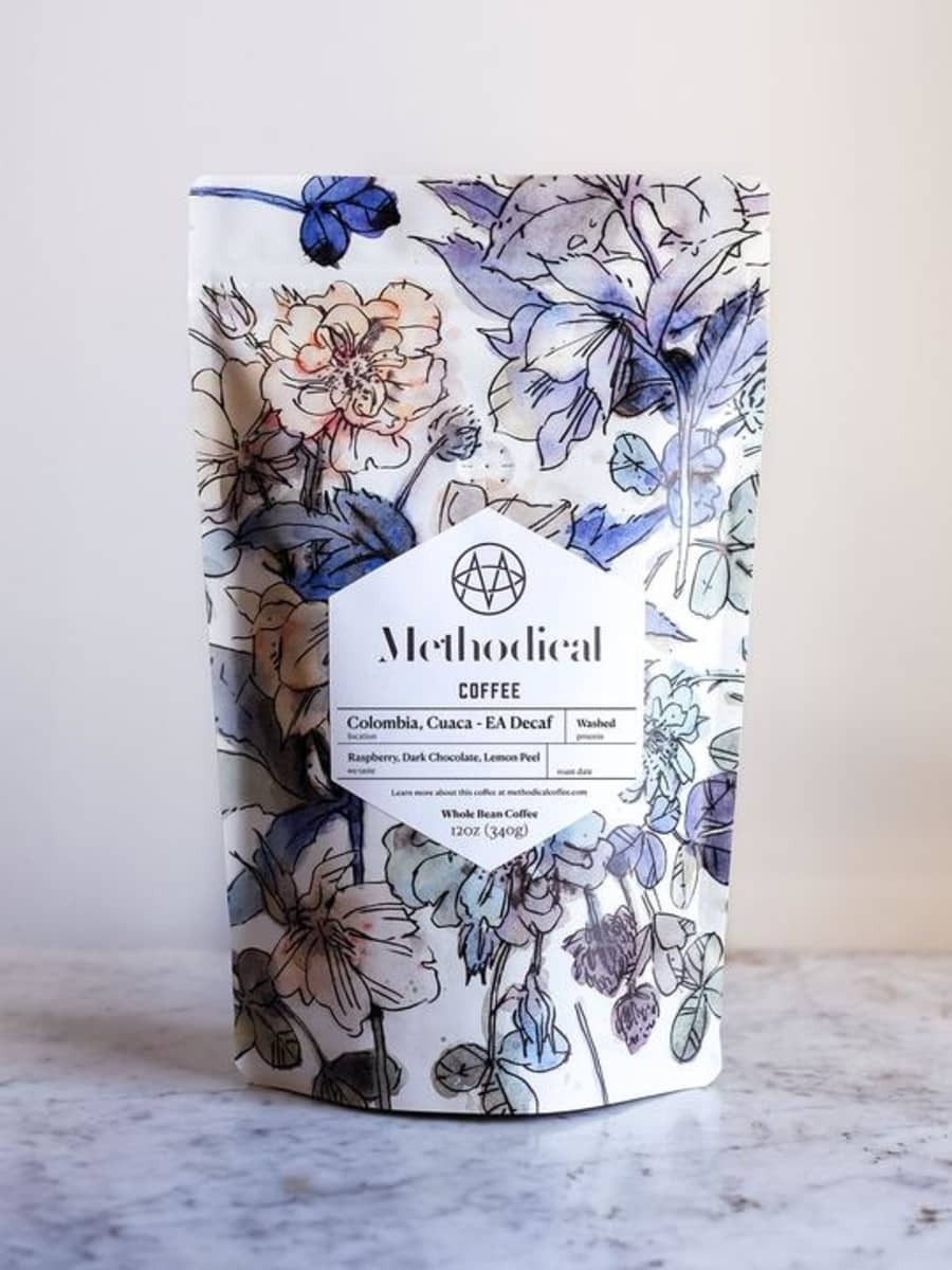 Colombia, Cauca - Decaf   Methodical Coffee