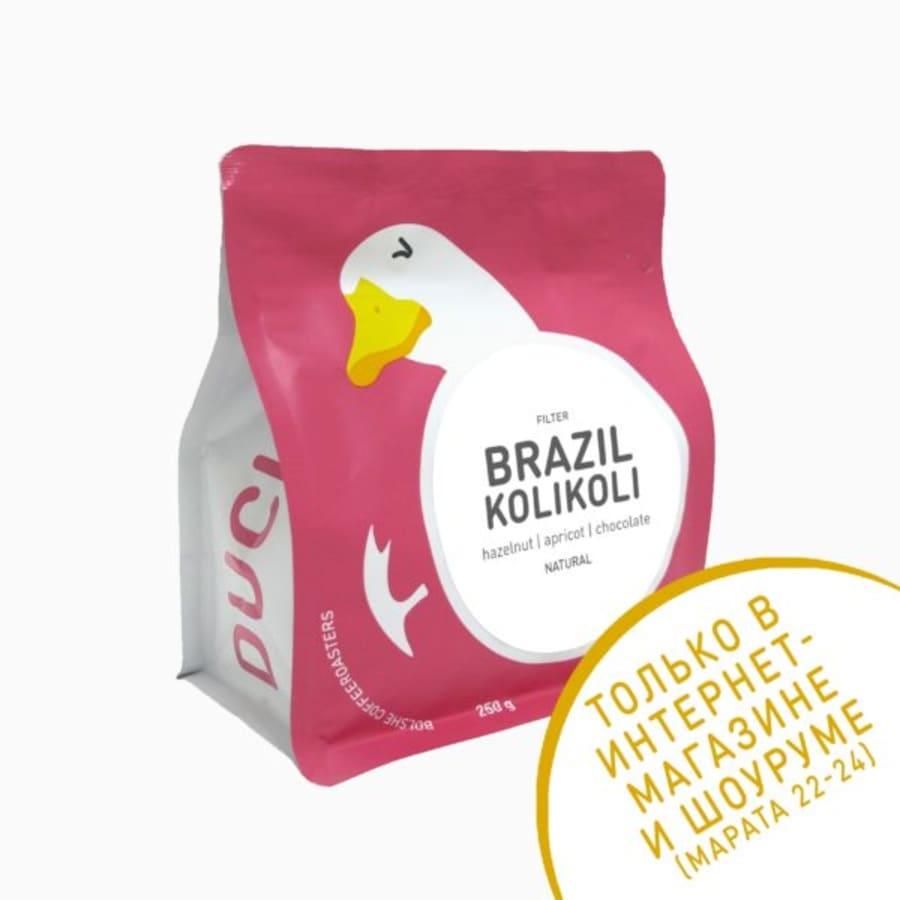 Brazil Kolikoli | Bolshe Coffee Roasters