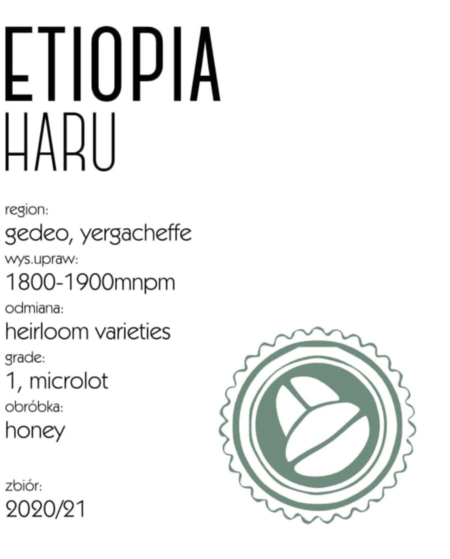 Ethiopia Haru | CRS Coffeeroasters