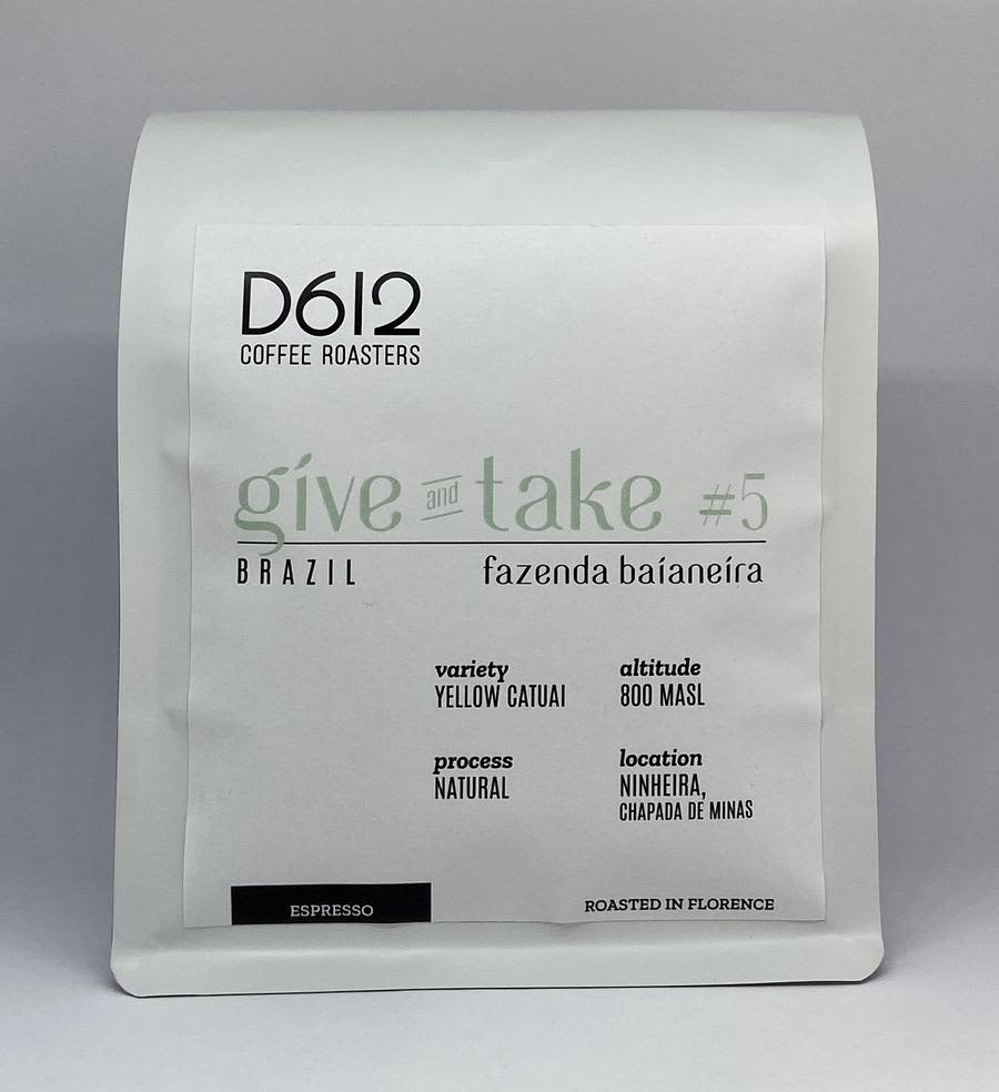 Give and Take #5 | D612 Coffee Roasters