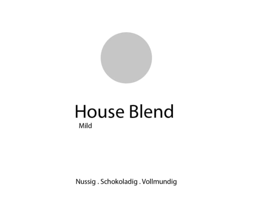 House Bland Mild | District Five Coffee Roasters