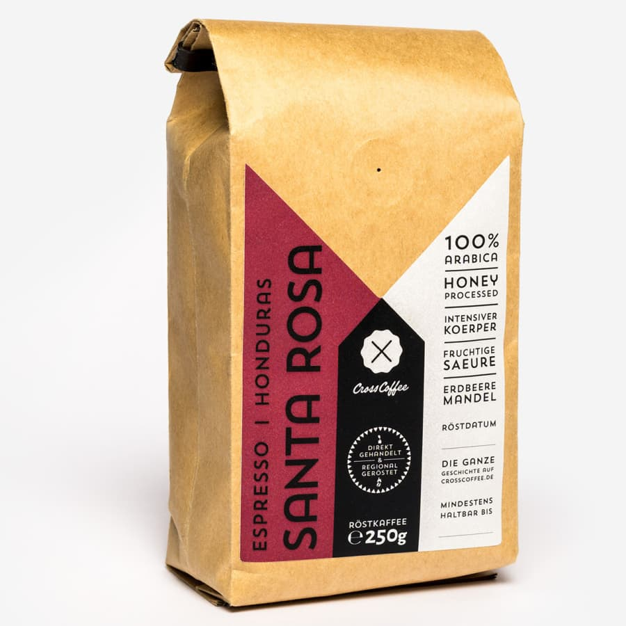 Santo Rosa   Cross Coffee